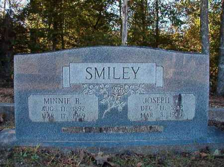 TURNER SMILEY, MINNIE BELLE - Dallas County, Arkansas | MINNIE BELLE TURNER SMILEY - Arkansas Gravestone Photos