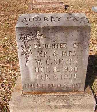 SMITH, AUDREY FAY - Dallas County, Arkansas | AUDREY FAY SMITH - Arkansas Gravestone Photos