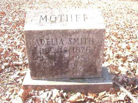 SMITH, ADELIA - Dallas County, Arkansas | ADELIA SMITH - Arkansas Gravestone Photos
