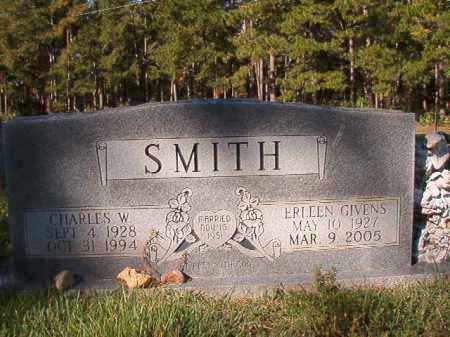 GIVENS SMITH, ERLEEN - Dallas County, Arkansas | ERLEEN GIVENS SMITH - Arkansas Gravestone Photos