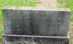 SMITH, CHARLES J - Dallas County, Arkansas | CHARLES J SMITH - Arkansas Gravestone Photos