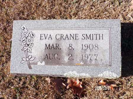 CRANE SMITH, EVA - Dallas County, Arkansas | EVA CRANE SMITH - Arkansas Gravestone Photos