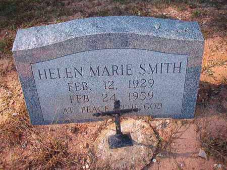 SMITH, HELEN MARIE - Dallas County, Arkansas | HELEN MARIE SMITH - Arkansas Gravestone Photos
