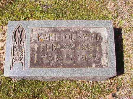 SMITH, KATE LOU - Dallas County, Arkansas | KATE LOU SMITH - Arkansas Gravestone Photos