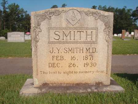 SMITH, MD, J Y - Dallas County, Arkansas | J Y SMITH, MD - Arkansas Gravestone Photos