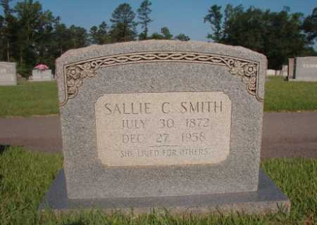 SMITH, SALLIE C - Dallas County, Arkansas | SALLIE C SMITH - Arkansas Gravestone Photos