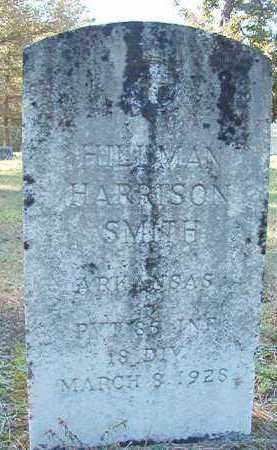 SMITH (VETERAN), HILLMAN HARRISON - Dallas County, Arkansas | HILLMAN HARRISON SMITH (VETERAN) - Arkansas Gravestone Photos