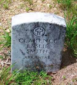 SMITH (VETERAN VIET), CLARENCE LESLIE - Dallas County, Arkansas | CLARENCE LESLIE SMITH (VETERAN VIET) - Arkansas Gravestone Photos