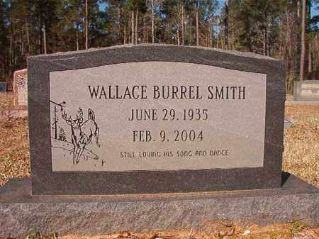 SMITH, WALLACE BURREL - Dallas County, Arkansas | WALLACE BURREL SMITH - Arkansas Gravestone Photos