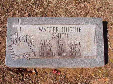 SMITH, WALTER HUGHIE - Dallas County, Arkansas | WALTER HUGHIE SMITH - Arkansas Gravestone Photos