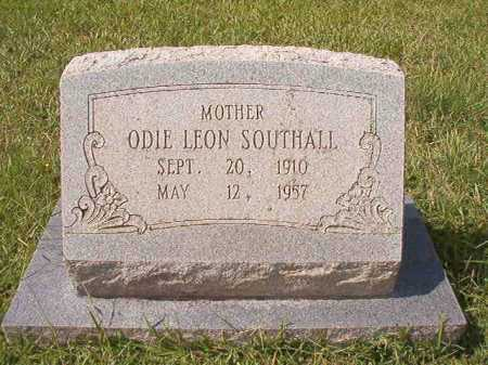 SOUTHALL, ODIE LEON - Dallas County, Arkansas | ODIE LEON SOUTHALL - Arkansas Gravestone Photos
