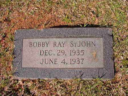 ST JOHN, BOBBY RAY - Dallas County, Arkansas | BOBBY RAY ST JOHN - Arkansas Gravestone Photos