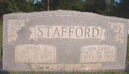STAFFORD, EVA GAYLE - Dallas County, Arkansas | EVA GAYLE STAFFORD - Arkansas Gravestone Photos