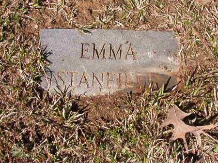 STANFIELD, EMMA - Dallas County, Arkansas | EMMA STANFIELD - Arkansas Gravestone Photos