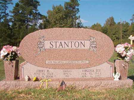 STANTON, VIRGINIA SUE - Dallas County, Arkansas | VIRGINIA SUE STANTON - Arkansas Gravestone Photos