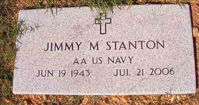 STANTON (VETERAN), JIMMY M - Dallas County, Arkansas | JIMMY M STANTON (VETERAN) - Arkansas Gravestone Photos