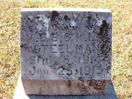 STEELMAN, MARY ELIZABETH - Dallas County, Arkansas | MARY ELIZABETH STEELMAN - Arkansas Gravestone Photos