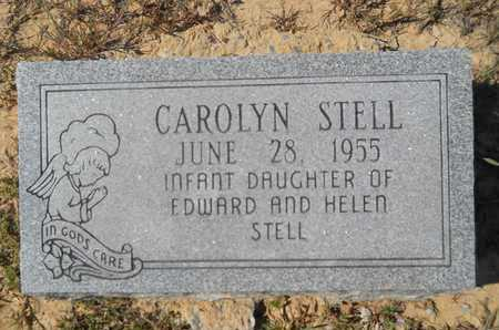 STELL, CAROLYN - Dallas County, Arkansas | CAROLYN STELL - Arkansas Gravestone Photos
