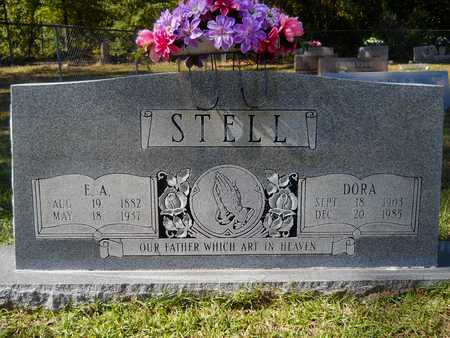 STELL, EDWARD ASBURY - Dallas County, Arkansas | EDWARD ASBURY STELL - Arkansas Gravestone Photos