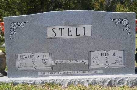 STELL, HELEN M - Dallas County, Arkansas | HELEN M STELL - Arkansas Gravestone Photos