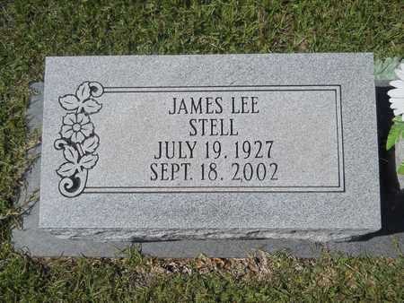 STELL, JAMES LEE (CLOSEUP) - Dallas County, Arkansas | JAMES LEE (CLOSEUP) STELL - Arkansas Gravestone Photos