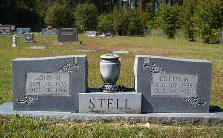 STELL, JOHN D. - Dallas County, Arkansas | JOHN D. STELL - Arkansas Gravestone Photos