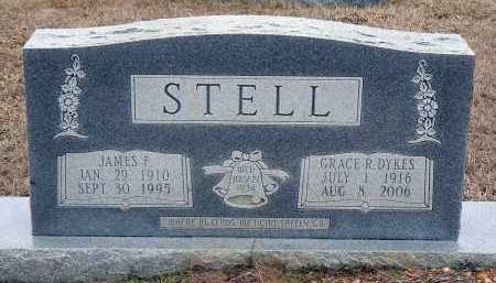 DYKES STELL, GRACE RUTH - Dallas County, Arkansas | GRACE RUTH DYKES STELL - Arkansas Gravestone Photos