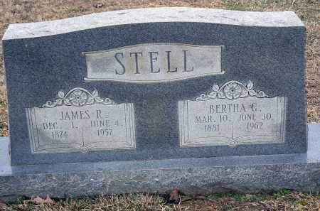 FURR STELL, BERTHA G. - Dallas County, Arkansas | BERTHA G. FURR STELL - Arkansas Gravestone Photos