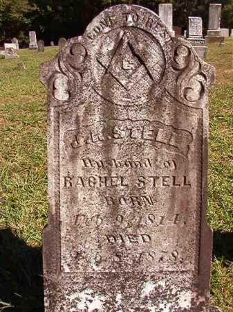 STELL, J K - Dallas County, Arkansas | J K STELL - Arkansas Gravestone Photos