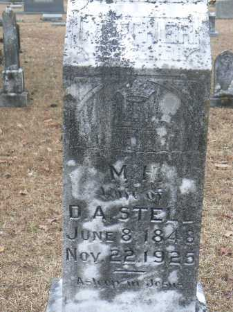 STELL, MINERVA HASKINS - Dallas County, Arkansas | MINERVA HASKINS STELL - Arkansas Gravestone Photos