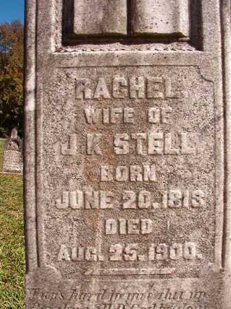 STEEL STELL, RACHEL - Dallas County, Arkansas | RACHEL STEEL STELL - Arkansas Gravestone Photos