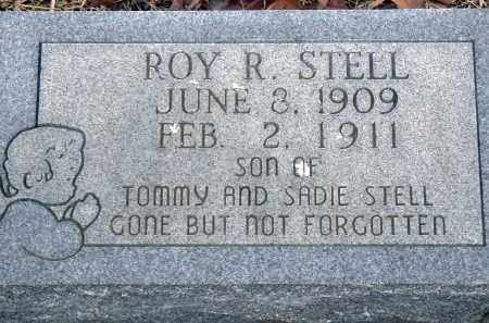 STELL, ROY R. - Dallas County, Arkansas | ROY R. STELL - Arkansas Gravestone Photos