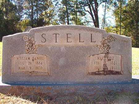 STELL, WILLIAM DANIEL - Dallas County, Arkansas | WILLIAM DANIEL STELL - Arkansas Gravestone Photos