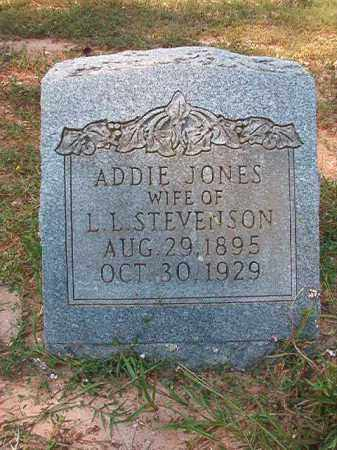 STEVENSON, ADDIE - Dallas County, Arkansas | ADDIE STEVENSON - Arkansas Gravestone Photos