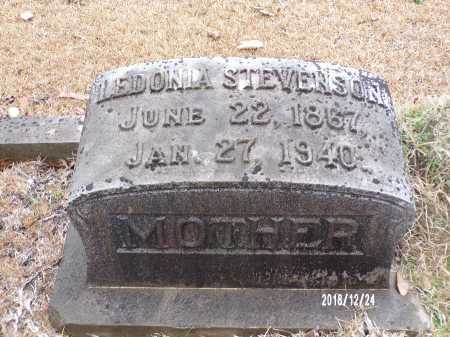 STEVENSON, LEDONIA - Dallas County, Arkansas | LEDONIA STEVENSON - Arkansas Gravestone Photos
