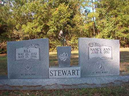 STEWART, BILL - Dallas County, Arkansas | BILL STEWART - Arkansas Gravestone Photos