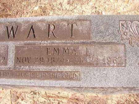 STEWART, EMMA L - Dallas County, Arkansas | EMMA L STEWART - Arkansas Gravestone Photos