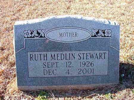 STEWART, RUTH - Dallas County, Arkansas | RUTH STEWART - Arkansas Gravestone Photos