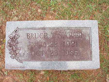STOVER, BRUCE T - Dallas County, Arkansas | BRUCE T STOVER - Arkansas Gravestone Photos