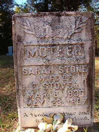 STOVER, SARAH - Dallas County, Arkansas | SARAH STOVER - Arkansas Gravestone Photos