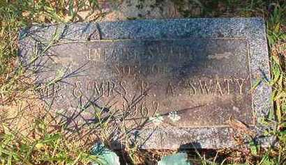 SWATY, INFANT SON - Dallas County, Arkansas | INFANT SON SWATY - Arkansas Gravestone Photos