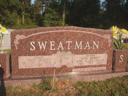 SWEATMAN, RUBY - Dallas County, Arkansas | RUBY SWEATMAN - Arkansas Gravestone Photos