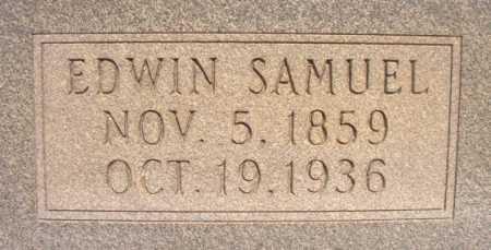 TAYLOR, EDWIN SAMUEL - Dallas County, Arkansas   EDWIN SAMUEL TAYLOR - Arkansas Gravestone Photos