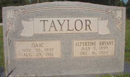 BRYANT TAYLOR, ALPERTINE - Dallas County, Arkansas | ALPERTINE BRYANT TAYLOR - Arkansas Gravestone Photos