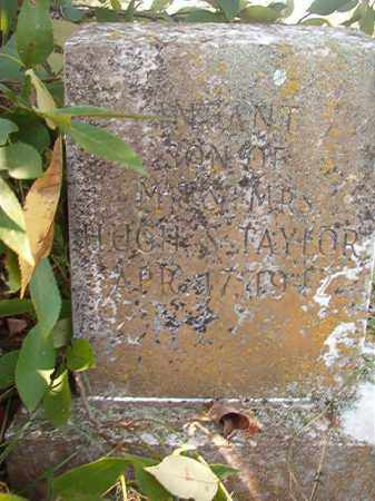 TAYLOR, INFANT SON - Dallas County, Arkansas | INFANT SON TAYLOR - Arkansas Gravestone Photos