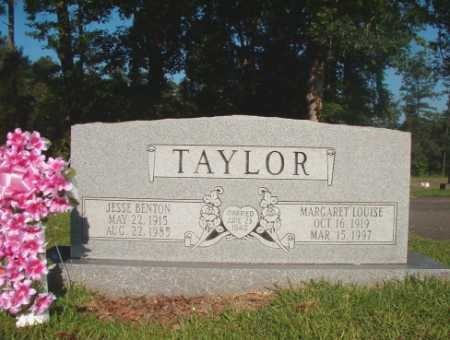 TAYLOR, MARGARET LOUISE - Dallas County, Arkansas | MARGARET LOUISE TAYLOR - Arkansas Gravestone Photos