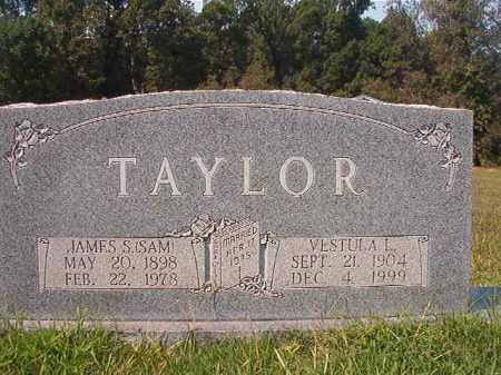 TAYLOR, JAMES S (SAM) - Dallas County, Arkansas | JAMES S (SAM) TAYLOR - Arkansas Gravestone Photos