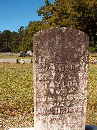 TAYLOR, M A - Dallas County, Arkansas | M A TAYLOR - Arkansas Gravestone Photos
