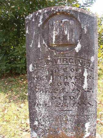 TAYLOR, M A - Dallas County, Arkansas | M A TAYLOR - Arkansas Gravestone Photos