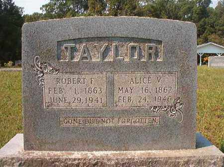 TAYLOR, ROBERT F - Dallas County, Arkansas | ROBERT F TAYLOR - Arkansas Gravestone Photos